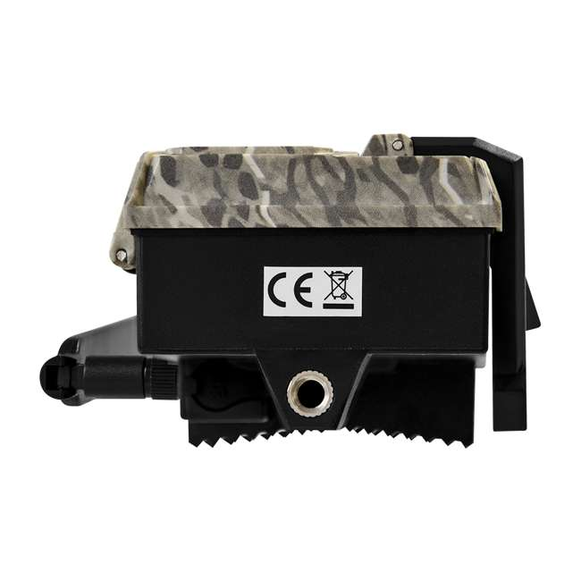 MICROUS - 4PK SPYPOINT LINK MICRO Nationwide 4G Cellular Hunting Trail Game Camera (4 Pack) 5