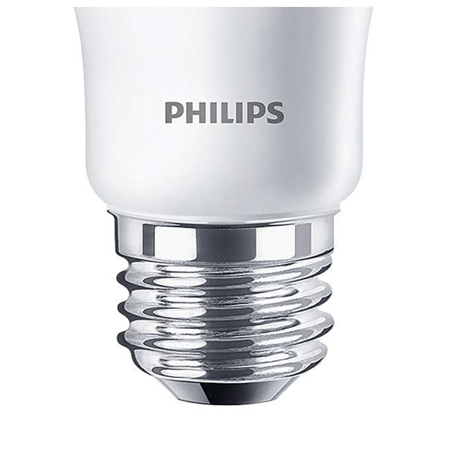 3 x PLC-459347 Philips 10W 2700K Dimmable Warm White 60W Replacement LED Bulb (3 Pack) 3