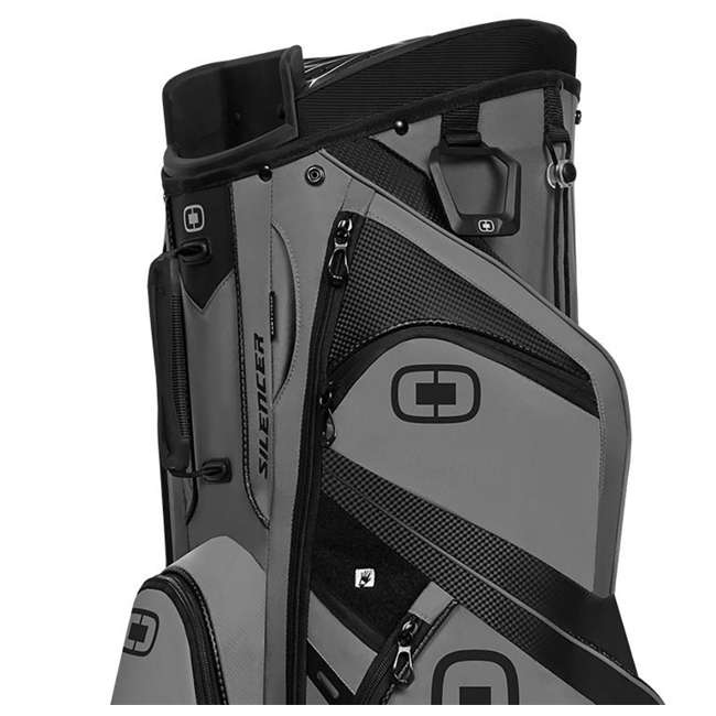 Ogio Silencer Golf Cart Bag 124050 Sisl