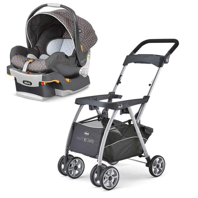 Chicco Keyfit 30 Infant Stroller Caddy Rear Facing Car
