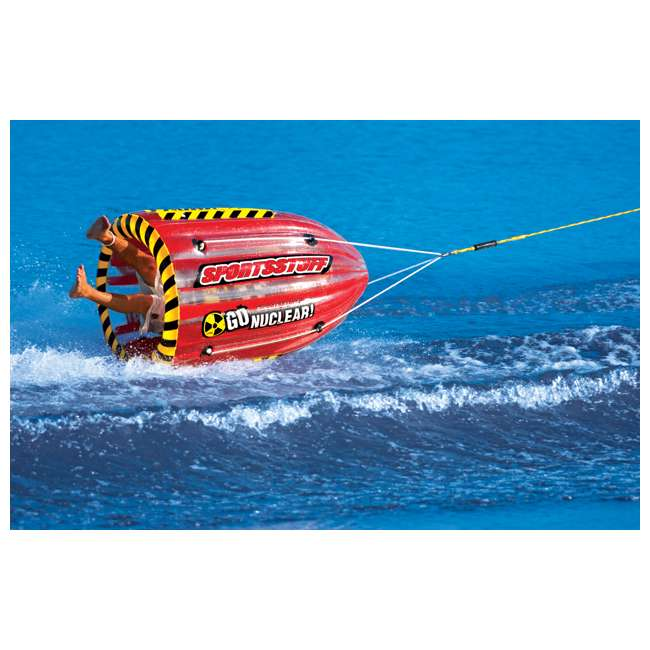 53-1818-OB Sportsstuff Gyro Tumbling Towable Boat Tube | 53-1818 3