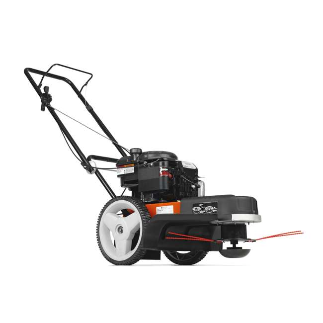 HU675HWT-OB Husqvarna 22-Inch 163cc Gas Powered Wheeled String Trimmer (Open Box) 1