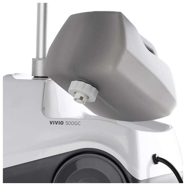 500GC Reliable Vivio 500GC Commercial Grade 1300 Watt Powerful Clothes Garment Steamer 6