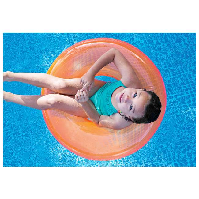 "28131EH-U-A Intex 12' x 30"" Easy Set Above Ground Swimming Pool & Pump (Open Box) (2 Pack) 5"
