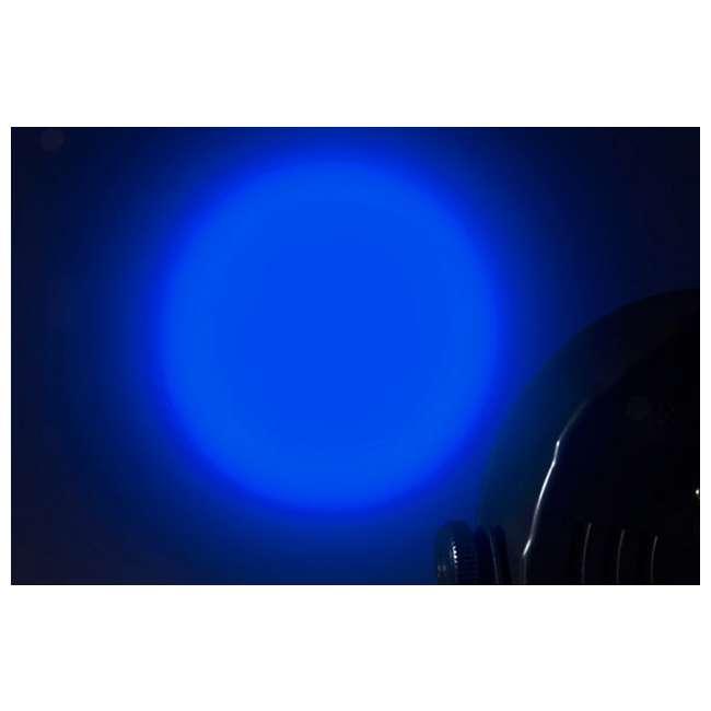 Slim-Par64 Chauvet SlimPar 64 LED DMX Slim Par Can Stage Pro DJ RGB Lighting Effects (Pair) 11