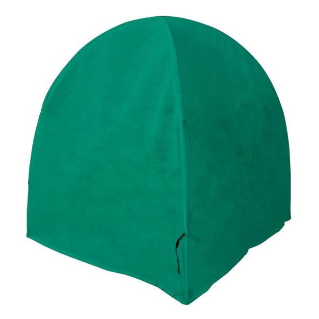 VUE-30294 NuVue 30294 40 Inch All Season Plant Shrub Frost Protection Cover, Garden Green