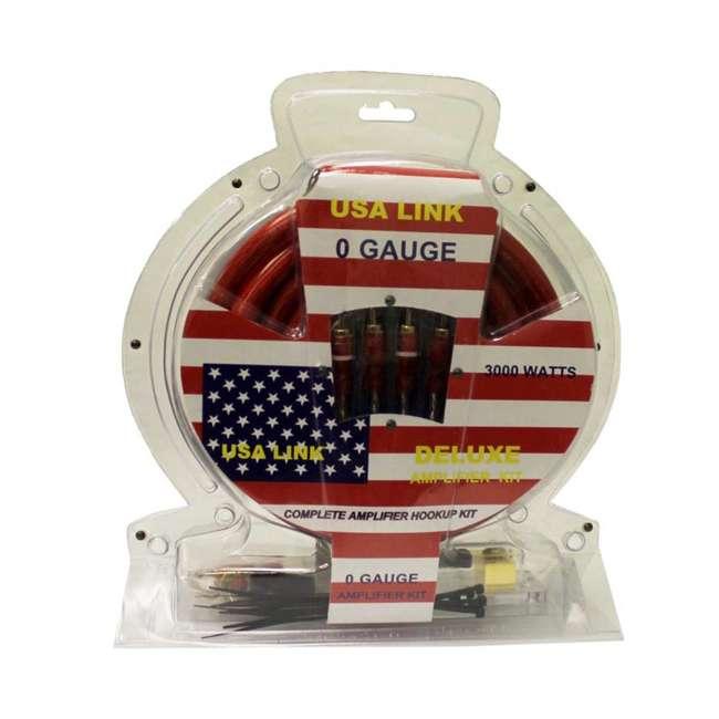 0GAUGE Q-Power 0-Gauge Wiring Kit 4