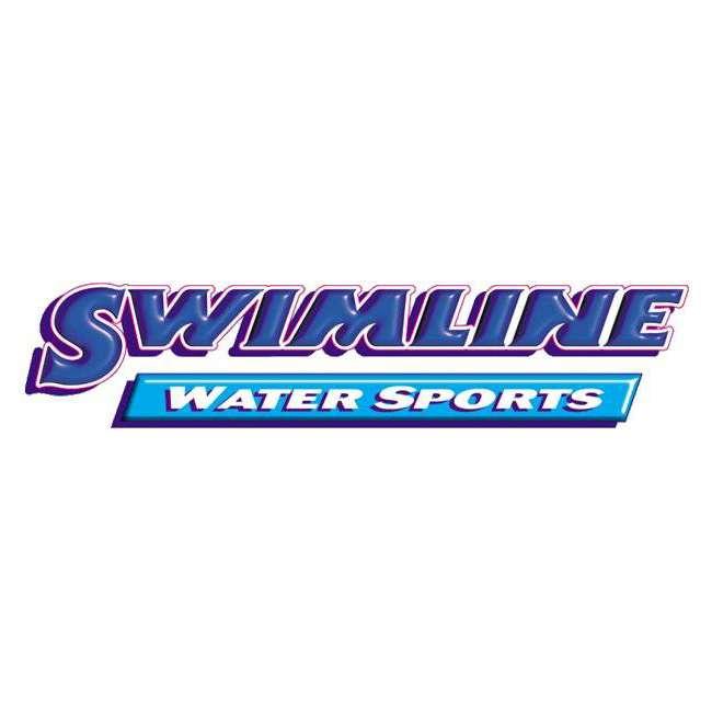 90809-U-A Swimline  Super Water Slide Swimming Pool Inflatable Toy  |  (Open Box) (2 Pack) 4