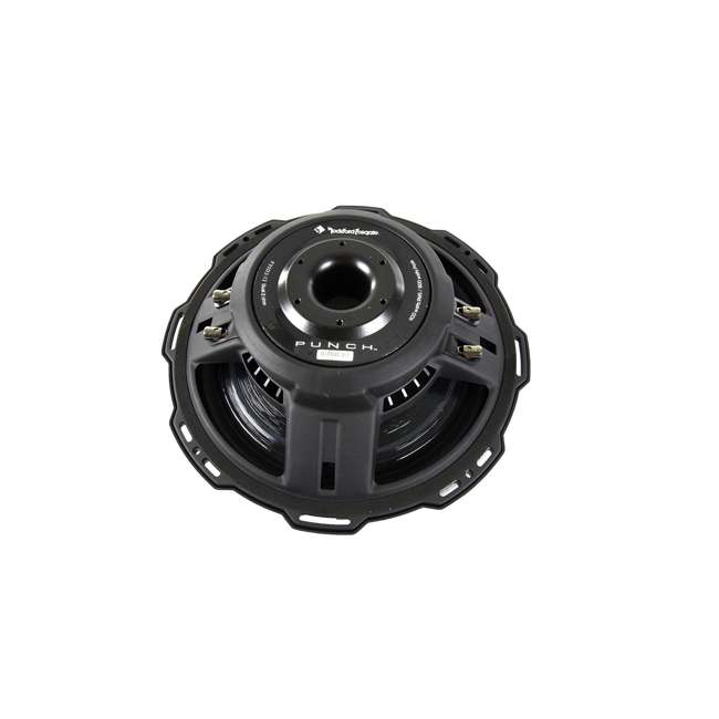 P3SD2-12 Rockford Fosgate P3SD2-12 12-Inch 800W Dual 2-Ohm Shallow Subwoofer  6