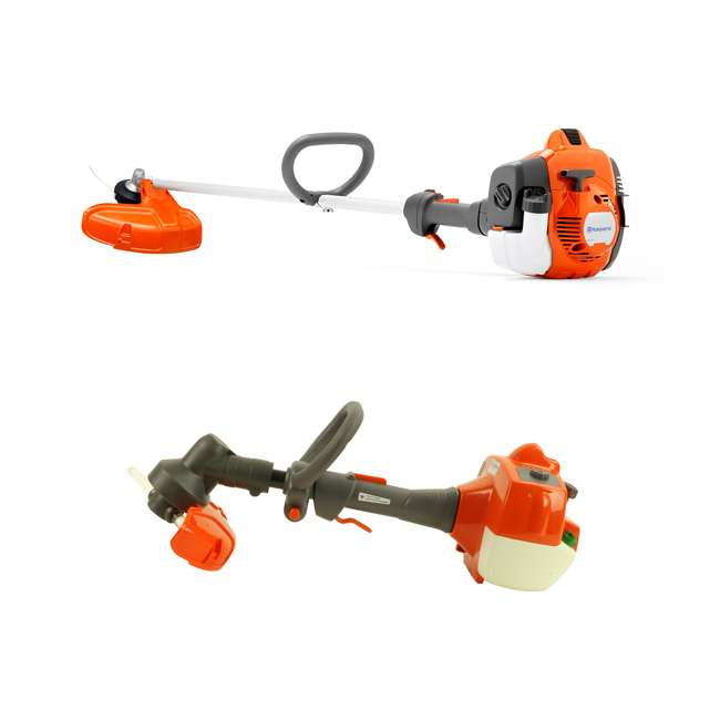 HV-TR-967175201 + HV-TOY-585729102 Husqvarna 322L 1.01 HP String Trimmer and 223L Battery-Operated Toy Weed Trimmer