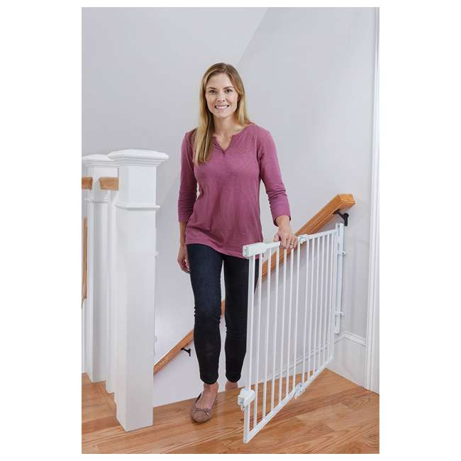 GA110WHO1 Safety 1st Ready to Install 42-Inch Baby Safety Gate (2 Pack) 4
