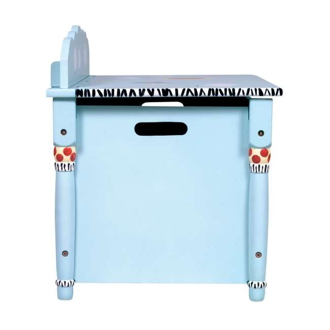 G83208 Guidecraft Safari Toy Box 4