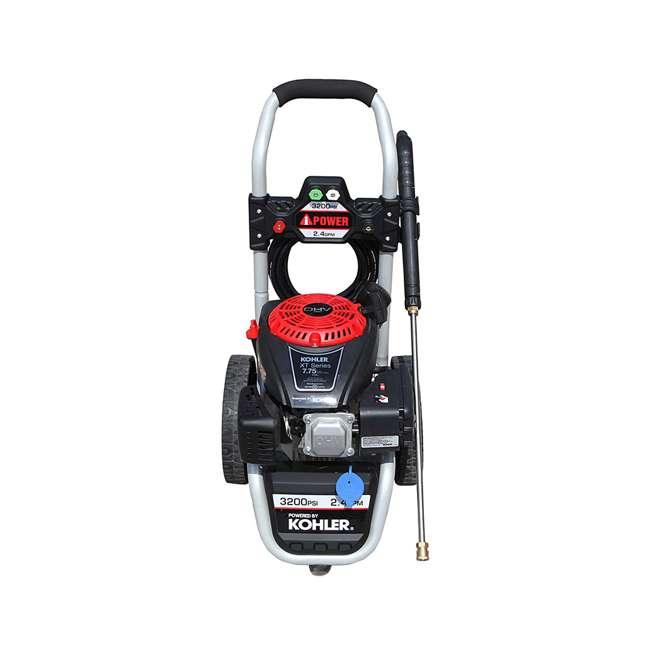 APW3200K A-iPower AWP3200K 3,200 PSI at 2.4 GPM Pressure Washer 2