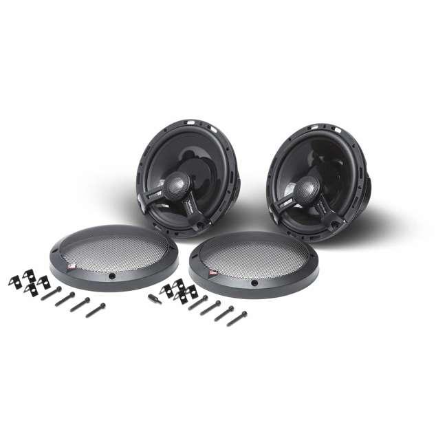 "T1650 Rockford Fosgate Power T1650 150W Max 6.5"" 2 Way Full Range Car Speakers, Pair 7"
