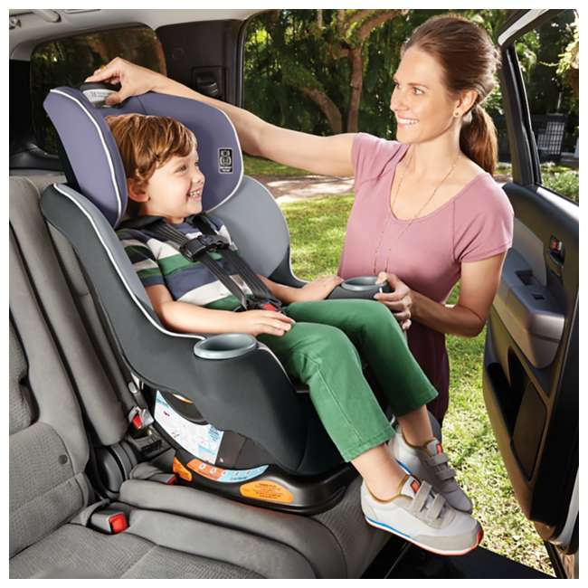 2021604 Graco 2021604 Sequence 65 Convertible Car Kids Seat with Washable Cover, Anabele 4