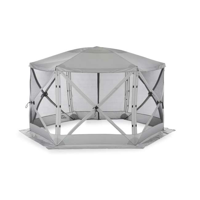 CLAM-ES-114246 Clam Quick-Set Escape Portable Outdoor Gazebo Canopy (2 Pack) 3