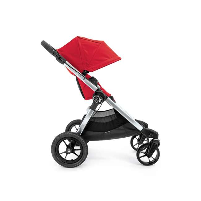 1959407 Baby Jogger City Select Folding Stroller, Ruby 2