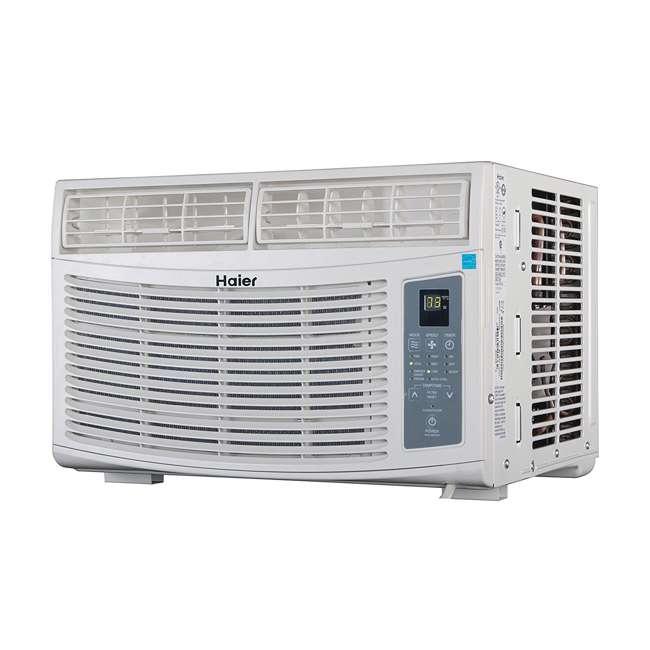 haier energy star 6 000 btu window air conditioner esa406r. Black Bedroom Furniture Sets. Home Design Ideas