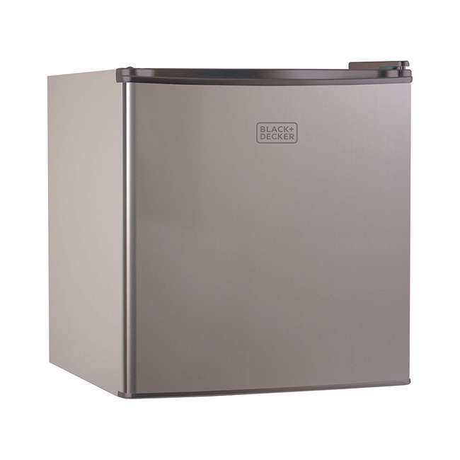 BCRK17V Black & Decker Compact Portable Single Door Refrigerator/Freezer