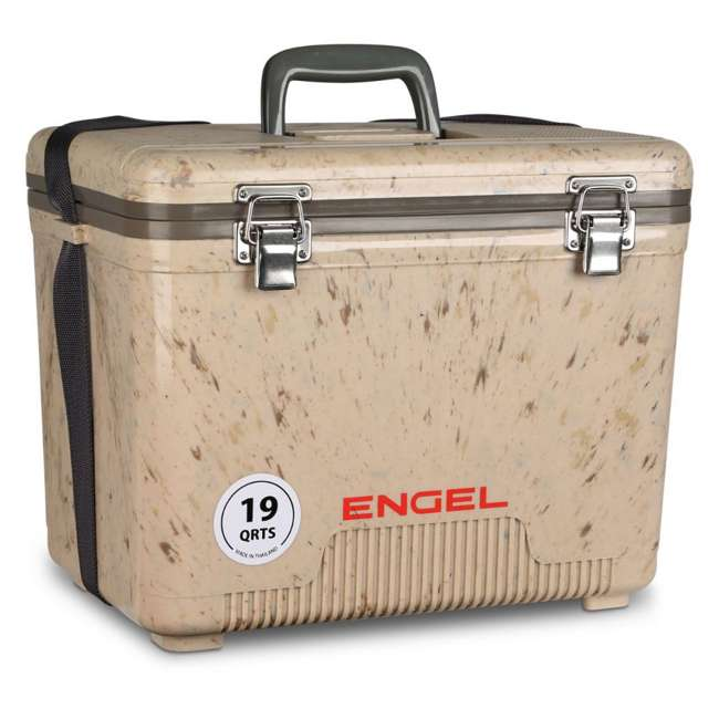 UC19C1 Engel 19-Quart Lightweight Dry Box Cooler, Grassland 4