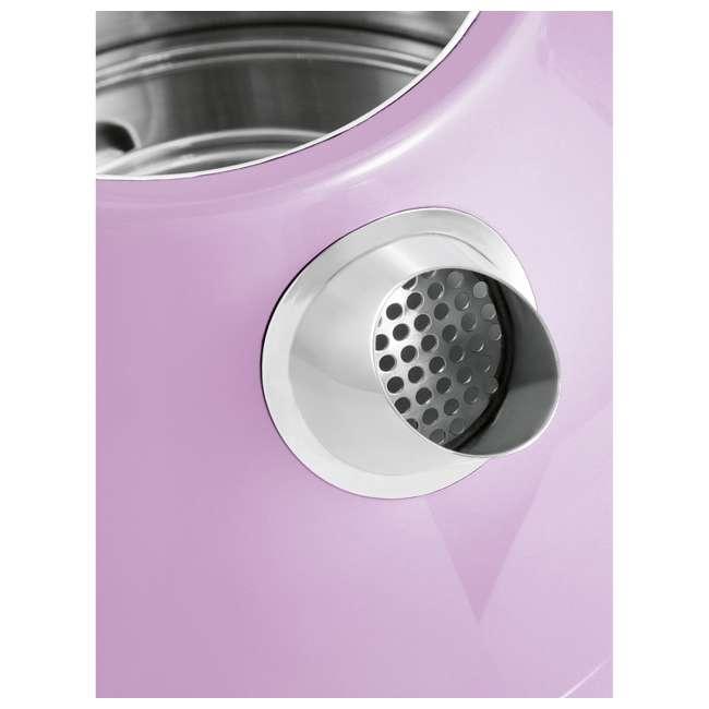 SWK45VT-NAB1 Sencor SWK45VT 1.2L Crystal Electric Kettle & Hot Water Tea Pot, Light Purple 5