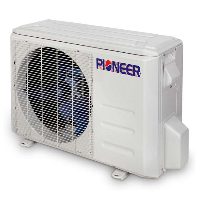 WYS018GMFI19RL Pioneer 18000 BTU 208/230V Ductless Mini Split Air Conditioner Heat Pump System 4