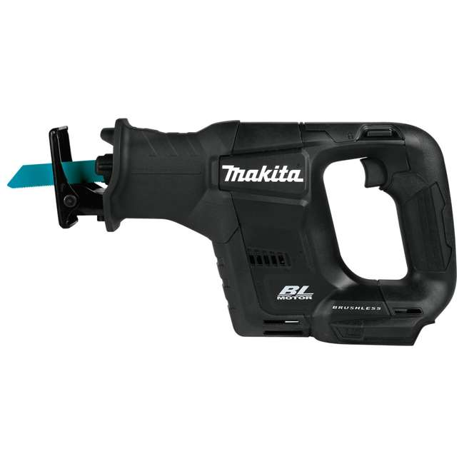 XRJ07ZB Makita XRJ07ZB 18 Volt Battery Powered Brushless Cordless Reciprocating Saw 1
