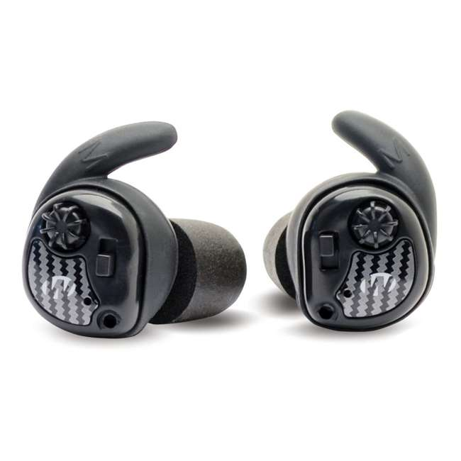 GWP-SLCR-U-C Walkers Silencer Hunting Shooting In Ear Protection Digital Ear Buds (For Parts)