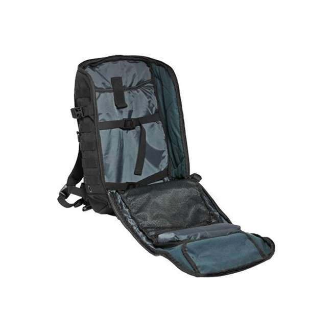 CPG-BP-LEG-M-B Cannae Pro Gear Nylon Medium 21L Legion Day Pack Backpack, Black 2