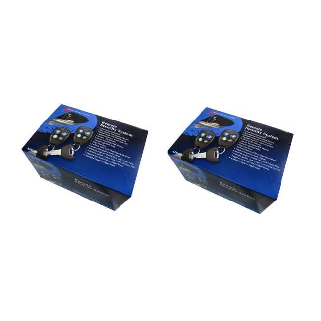 APS101N APS101N Audiovox Prestige Remote Alarm Security Systems (Pair)