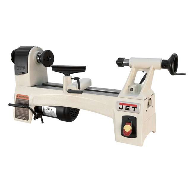 JET-719100 Jet JWL-1015 10 Inch by 15 Inch Mini Woodworking Lathe with 6 Speed Spindle