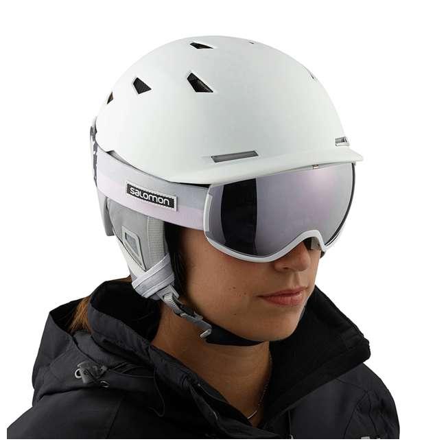 L40537900 - S Salomon Sight W Women's Size Small Ski or Snowboard Helmet 1