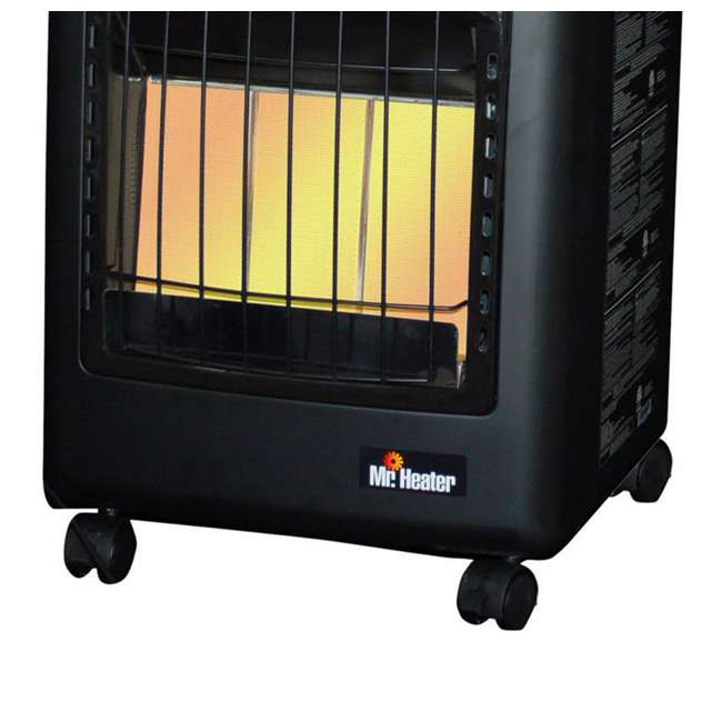 Mr Heater 18 000 Btu Radiant Propane Cabinet Outdoor