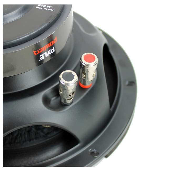 Pyle PLPW8D 8-Inch 800 Watt Car Audio Subwoofer