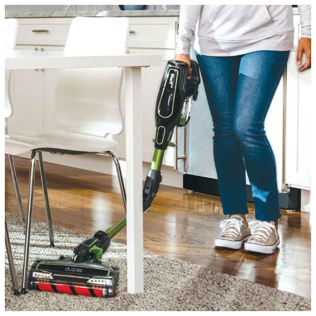 IF201_EGB-RB + 64113B Shark Cordless Vacuum (Certified Refurbished) w/ Arm & Hammer  7
