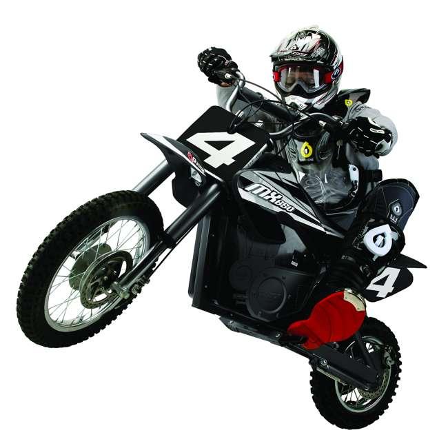 15165001 + 15128190 Razor MX650 Electric Dirt Rocket Bike + Razor MX500 Dirt Rocket Electric Bike 4