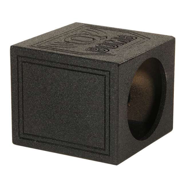 "QBOMB15S-SINGLE Q-Power QBomb 15"" Sealed Subwoofer Box 