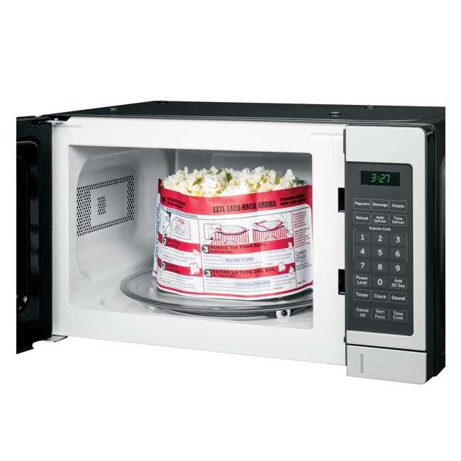 JEM3072SHSS-RB GE JEM3072SHSS 0.7 Cu. Ft. Countertop Microwave Oven (Certified Refurbished) 3