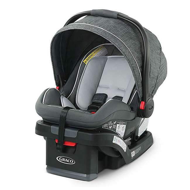 2081958 Graco Modes Bassinet Baby Stroller & Infant Car Seat Travel System, Wynton Gray 1
