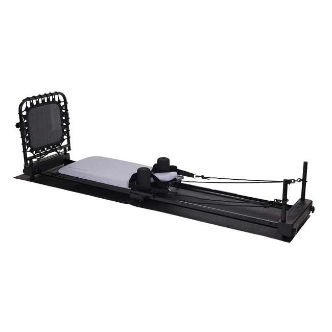 55-4420-OB Stamina AeroPilates 4-Cord Reformer Plus Pilates Fitness Machine (Open Box)