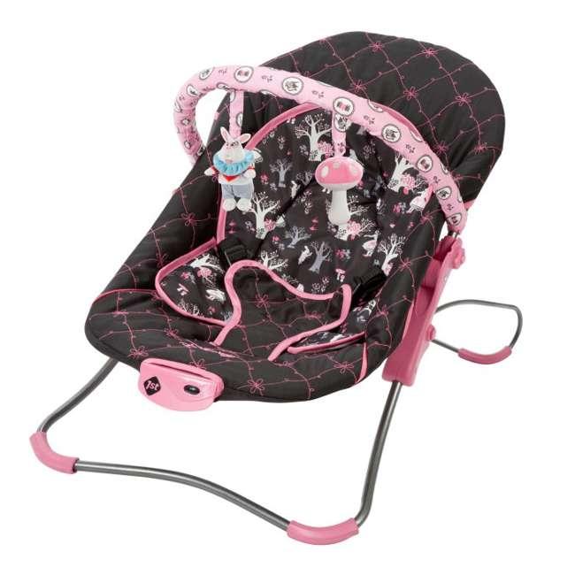 BN059BBI Safety 1st Snug Fit Folding Infant Seat - Alice in Wonderland