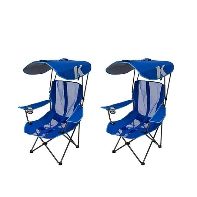 80185  Kelsyus Original Canopy Chair (2 Pack)
