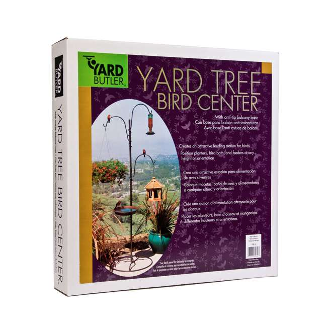 IYTBC-4 Yard Butler YTBC-4 Adjustable Bird Feeding Station and Patio Base 10