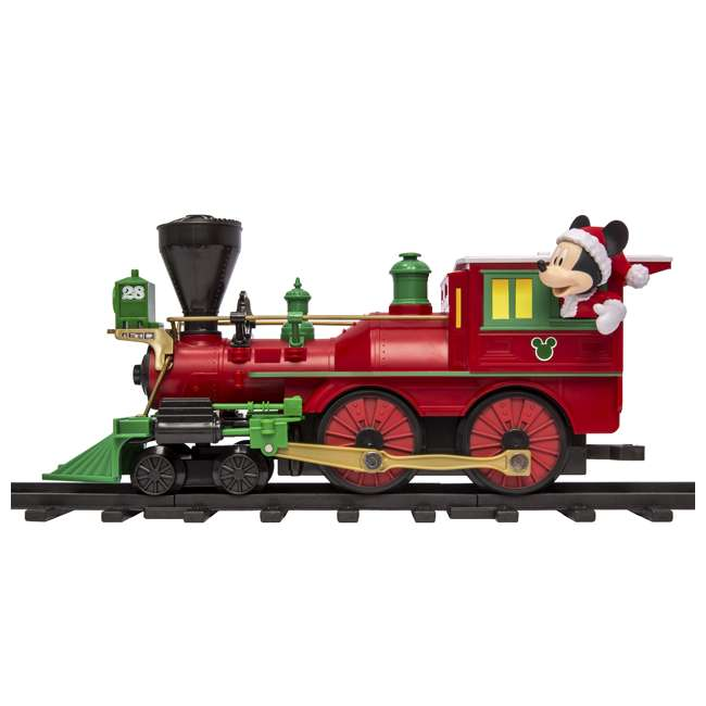 711773 Lionel Trains Mickey Mouse Express Disney Christmas Train Set (For Parts) 3
