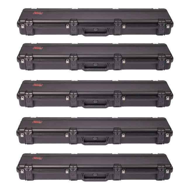 5 x 3i-4909-SR SKB Cases 3I-4909-SR iSeries Hard Plastic Single Hunting Rifle Case (5 Pack)