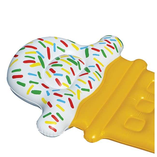 90642 Swimline Ice Cream Pool Float 1