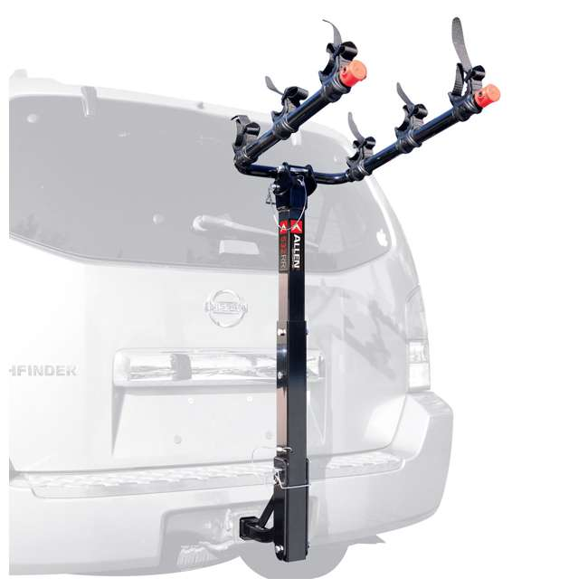 532RR-R Allen Sports Deluxe 3 Bike Carrier Hitch | 532RR
