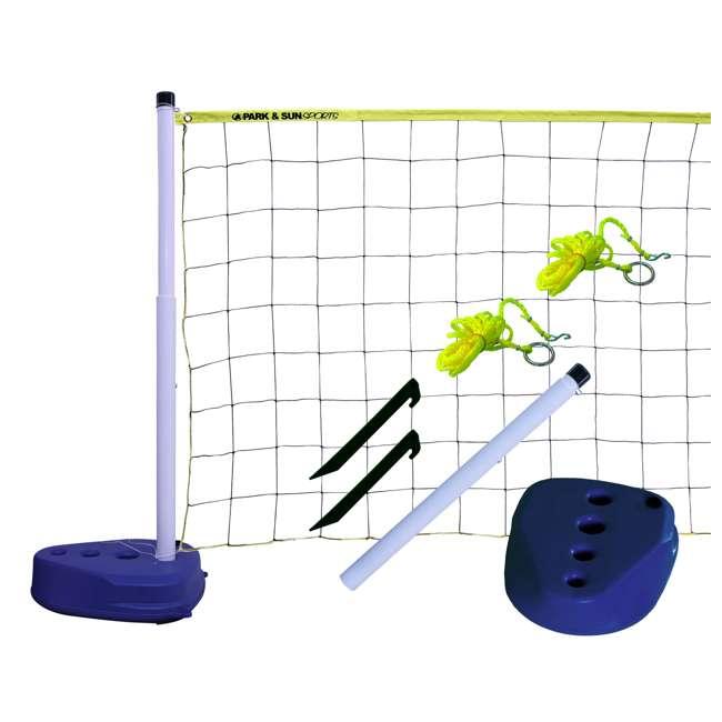 PS-PVB Park & Sun Sports Swimming Pool Volleyball Net Set