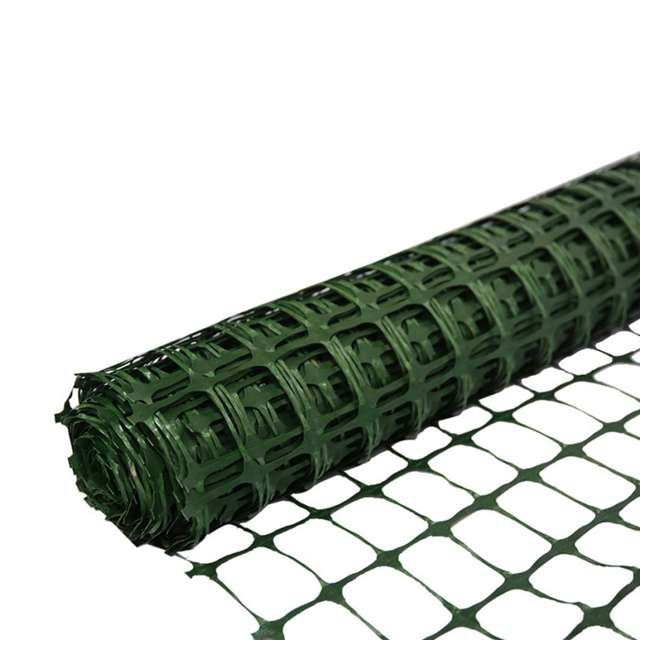 APPPF4100G Abba Patio 4 x 100 Foot Durable Safety Netting, Green