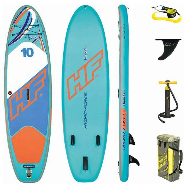 65312E-BW  Bestway Hydro-Force Huaka'i Tech 10 Foot Paddle Board